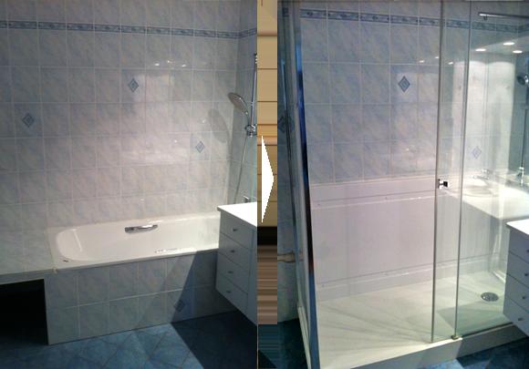 renovation baignoire excellent bois autour de la baignoire with renovation baignoire best. Black Bedroom Furniture Sets. Home Design Ideas